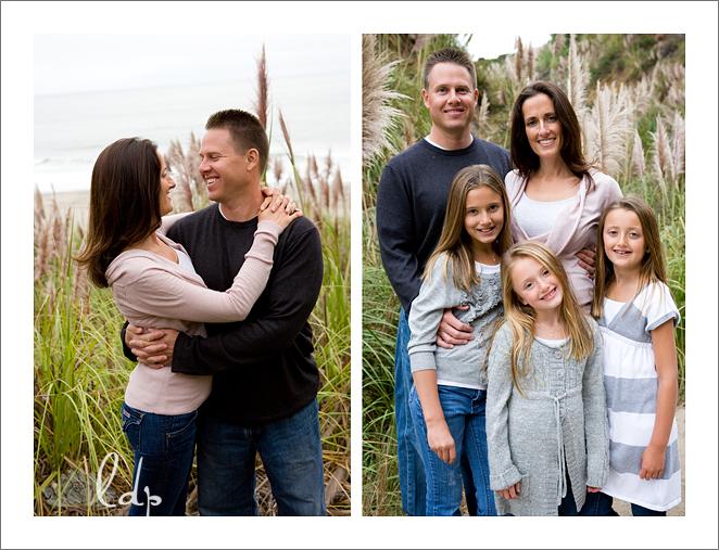 Chamberlain family collage