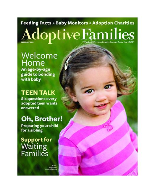 Adoptive familiesCOVER-JanFeb